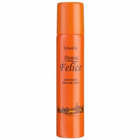 Парфюмированный дезодорант «Donna Felice» Faberlic