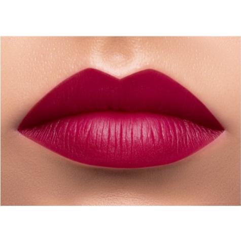 Матовая губная помада «Первая леди» Faberlic тон Неподражаемый бордовый