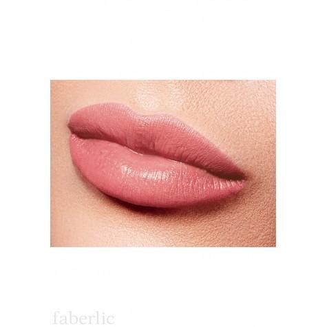 Полуматовая губная помада «Бархатный сезон» Faberlic тон Пастельный розовый
