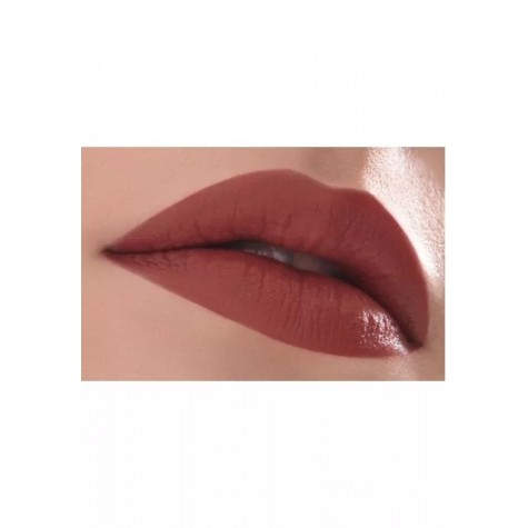 Стойкая матовая помада для губ «Kiss Proof» Faberlic тон Кофейно-коричневый