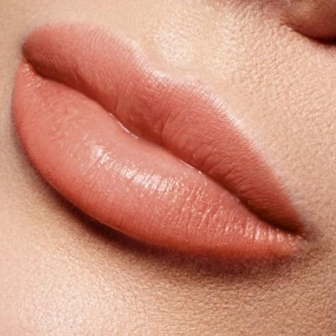 Полуматовая губная помада «Овация» Faberlic тон Персиковый велюр