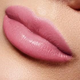 Полуматовая губная помада «Овация» Faberlic тон Розовый шелк