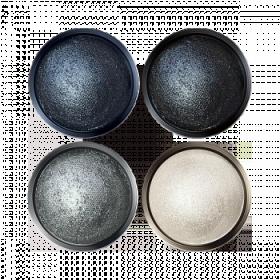 Запеченные тени для век «Ослепительный взгляд» Faberlic тон Графитовое удовольствие