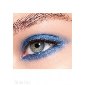 Водостойкие тени в стике «SPORT&plage» Faberlic тон Синий