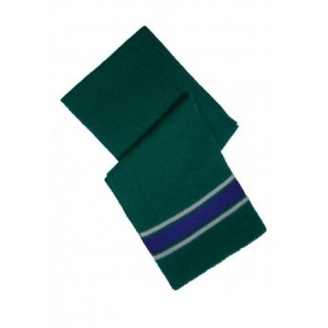 Шарф Faberlic цвет Зелено-синий