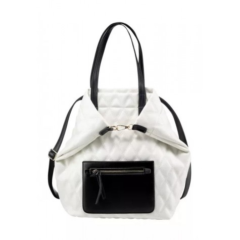 Рюкзак «Angie» Faberlic цвет Чёрно-белый