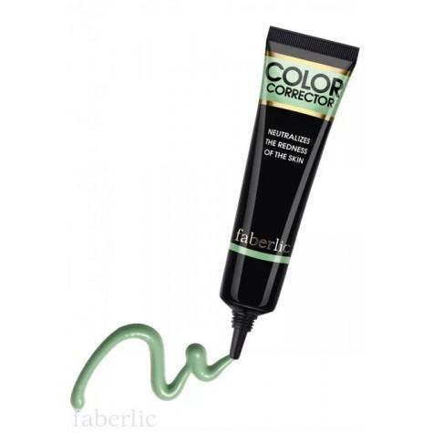 Зеленый корректор для лица «SkyLine» Faberlic