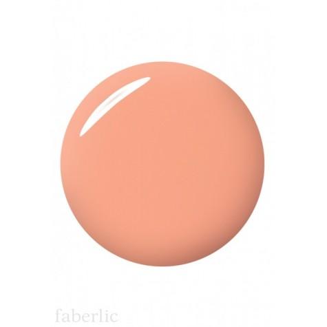 Лак для ногтей «Гелевое покрытие» Faberlic тон Персиковая роза