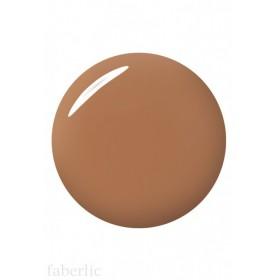 Лак для ногтей «Гелевое покрытие» Faberlic тон Песочный вихрь