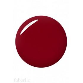 Лак для ногтей «Гелевое покрытие» Faberlic тон Великолепный гранат