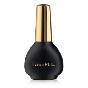 Лак для ногтей «Гелевое покрытие» Faberlic тон Спелая вишня