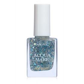 Лак для ногтей «Aquamare» Faberlic тон Серебряный блик