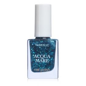 Лак для ногтей «Aquamare» Faberlic тон Мерцание волн