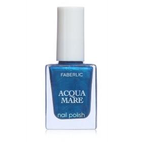 Лак для ногтей «Aquamare» Faberlic тон Аквамарин