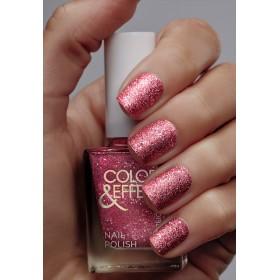 Лак для ногтей «Color & Effect» Faberlic тон Розовый бриллиант
