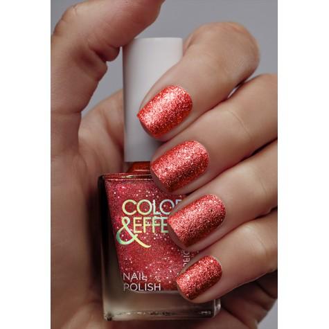 Лак для ногтей «Color & Effect» Faberlic тон Красная дорожка