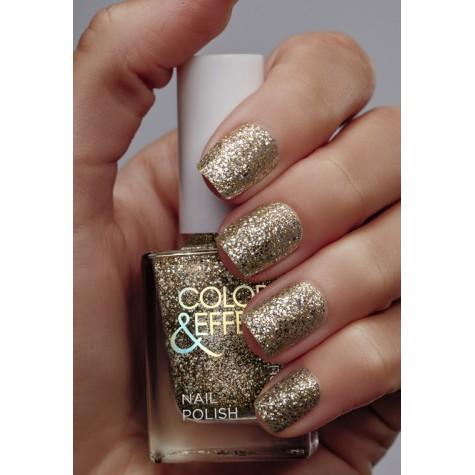 Лак для ногтей «Color & Effect» Faberlic тон Золотое колье
