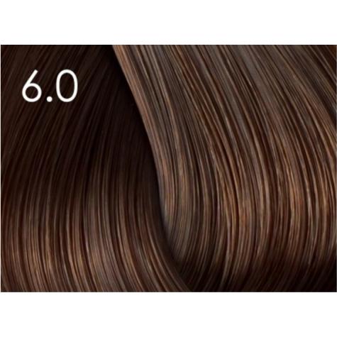 Стойкая крем-краска для волос «Шелковое окрашивание» без аммиака Faberlic тон Золотисто-русый 6.0