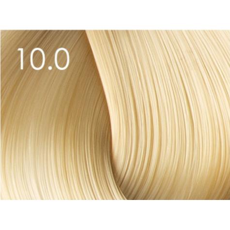 Стойкая крем-краска для волос «Шелковое окрашивание» без аммиака Faberlic тон Осветляющий натуральный блонд 10.0