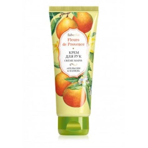 Крем для рук «Апельсин и ваниль» Faberlic