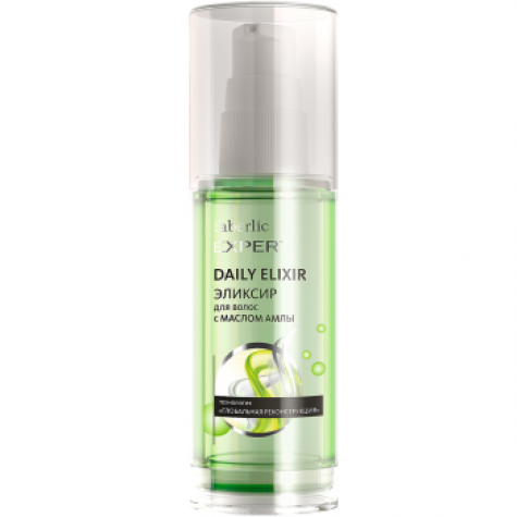 Эликсир для волос с маслом амлы «EVERSTRONG» Faberlic