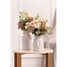 Ваза для цветов Faberlic цвет Белый, 18 см