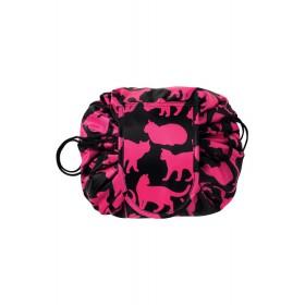 Косметичка-мешок «Забавные котики» Faberlic