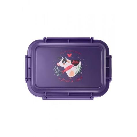 Ланчбокс «Тёплые моменты» Faberlic цвет Фиолетовый