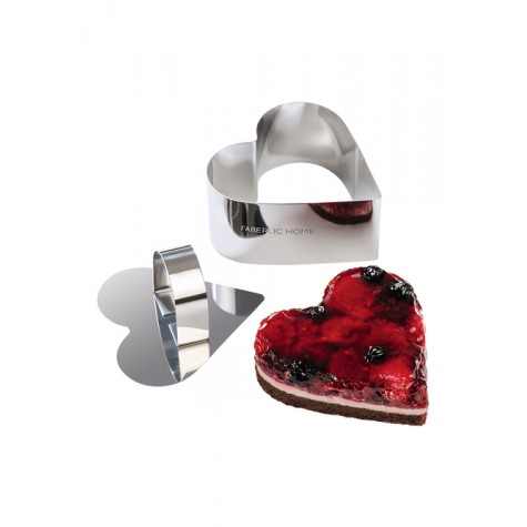 Форма кулинарная «Сердце» Faberlic