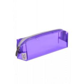 Косметичка фиолетовая «Яркий неон» Faberlic